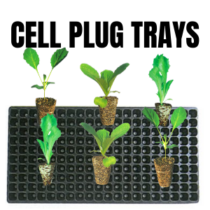 Cell Plug Tray Standard for Vegetable Transplanters