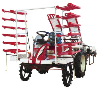 YANMAR Full Automatic Vegetable Transplanter PW20R - Japan Agri Trading  powered by PLUS Y'S CO., LTD.